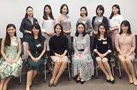 専務取締役 西川ユカコが、2019「ミス日本」ファイナリストの皆様に睡眠の講演をしました。